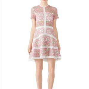 Small Alexis lace dress lightly used